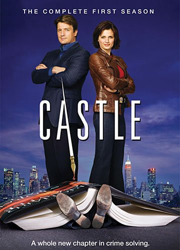 Castle: The Complete First Season starring Nathan Fillion