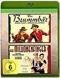 Image de Der Brummbär / Der Millionenfinger, 1 Blu-ray