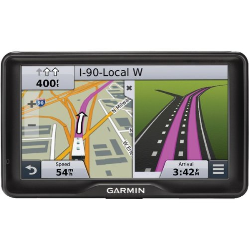 "Garmin 010-01168-00 Rv 760Lmt 7"" Rv Gps & Travel Planner With Lifetime Map & Traffic Updates (Without Wireless Backup Camera) front-1008738"