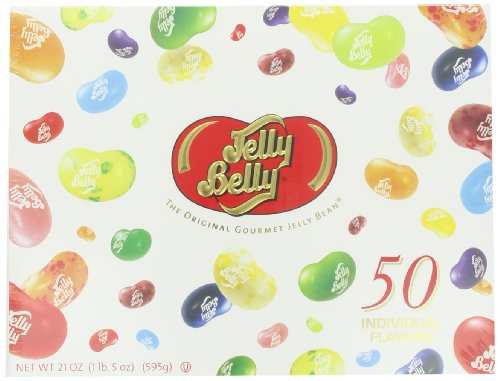 Jelly Belly Jelly Beans Gift Box, 21-Ounce (Jelly Belly 40 Flavors compare prices)