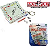 NEW POCKET TRAVEL MONOPOLY BOARD GAME 013951