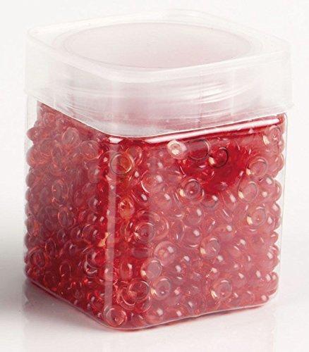 Artifetes Diffusion - Pot de perles de pluie rouge