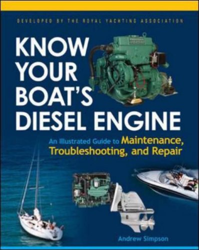Know Your Boat's Diesel Engine: An Illustrated Guide to Maintenance, Troubleshooting, and Repair