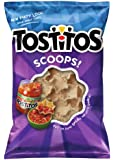 Tostitos Scoop Corn Chips, 10 Ounce Bag (Pack of 4)