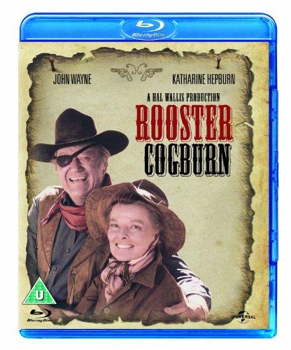 Rooster Cogburn [Blu-ray] (Region Free)