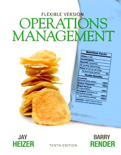 Operations Management Flexible Version with Lecture Guide...