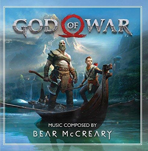 CD : Bear McCreary - God Of War (original Soundtrack) (CD)