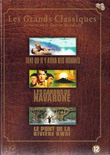 Tant Qu'il Y Aura Des Hommes - Les Canons De Navarone - Le Pont De La Rivière Kwai
