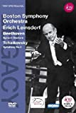 Legacy: Erich Leinsdorf conducts the Boston Symphony Orchestra - Beethoven & Tchaikovsky
