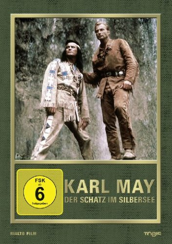 Der Schatz im Silbersee, DVD