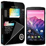 【国内正規品】Spigen Google Nexus5 シュタインハイル GLAS ナノ スリム シリーズ 【強化ガラス液晶保護フィルム】 (Glas.t R [NANO SLIM]【SGP10667】)