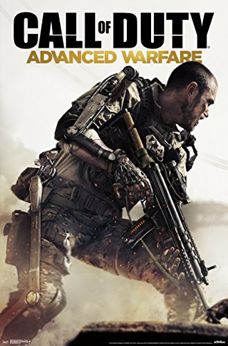 "Trends International Paper Call Of Duty (TM)-Poster 22 cm x 34 cm, Advanced Warfare ""Key"""