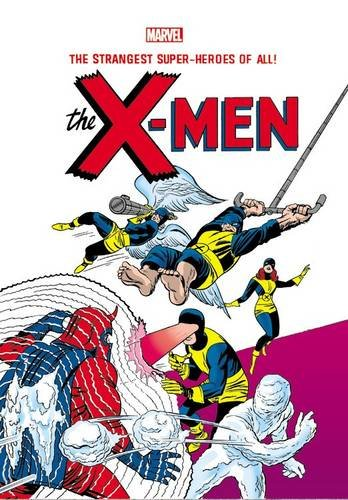 Marvel Masterworks: The X-Men Volume 1 (New Printing) (Marvel Masterworks X Men compare prices)