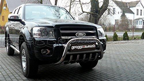 ford-ranger-mk1-en-acier-inoxydable-barres-laterales-greggson