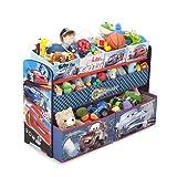 Disney Pixars Cars Deluxe 9-Bin Toy Organizer
