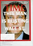 Time Magazine (Focus) Prosecutor Preet Bharara: This Man Is Busing Wall St. & Facebook: Where Your Pat Is Now Present, & More February 13, 2012