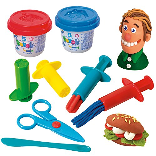 PlayGo Dough Shooters (2 x 2-Ounce Dough Included)