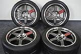 【中古】RAYS(レイズ) ボルクレーシング TE37SL ポルシェ 911 鍛造 18in タイヤホイール【F-YK0821A50SPfh】