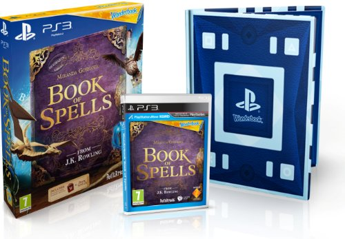 Wonderbook: Book of Spells (Includes Wonderbook and Book of Spells Game)(PS3)