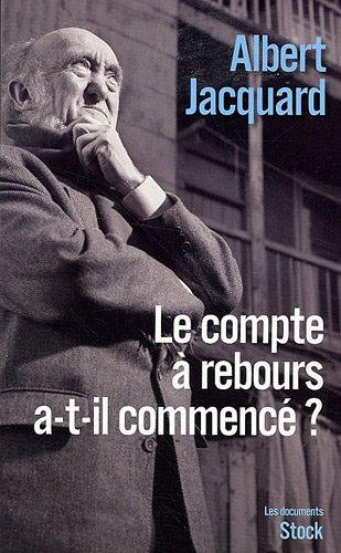 COMPTE À REBOURS A-T-IL COMMENCÉ (LE)
