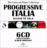 Vol. 6-Progressive Italia: Gli Anni 70