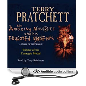 The Amazing Maurice and his Educated Rodents: Discworld Book 28, (Discworld Childrens Book 1) (Unabridged)