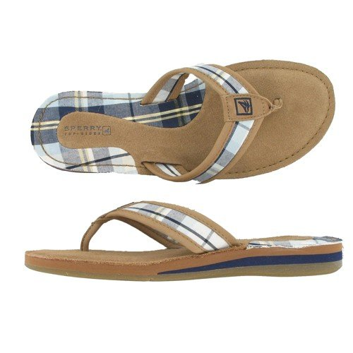 Sperry CATALINA 9771726 Linen/Navy 7 Medium
