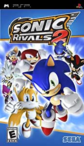 Sonic Rivals 2 - PlayStation Portable