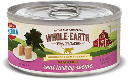 Whole Earth Farms Grain Free Real Turkey Recipe (Paté)
