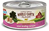 Whole Earth Farms Grain Free Real Turkey Recipe (Paté)