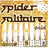 Casualarcade Games SPIDERSOLITGOLD Spider Solitaire Gold