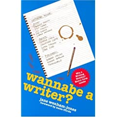 Image: Cover of Wannabe a Writer