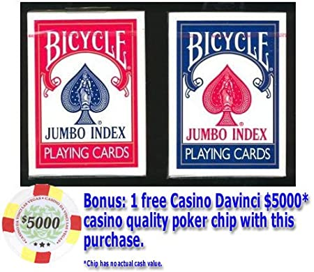 Top Deck Cards: Bicycle Rider Back Poker Playing Cards - 72 Decks, 36 red & 36 blue