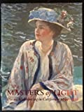 img - for Masters of Light: Plein-Air Painting in California 1890-1930 book / textbook / text book