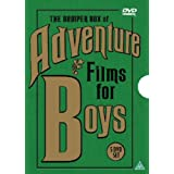 The Bumper Box of Adventure Films for Boys (The Mark of Zorro, Blake of Scotland Yard, My Pal Trigger, The Son...