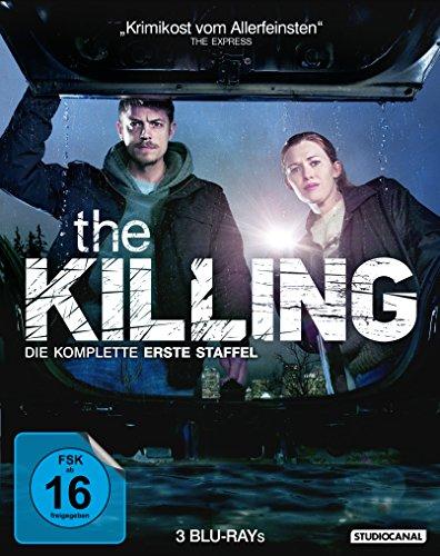 The Killing - Staffel 1 [Blu-ray]