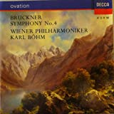 Symphony No 4 = Symphonie No 4 | Bruckner, Anton (1824-1896). Compositeur