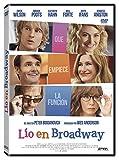 Lío En Broadway [DVD]
