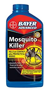Amazon.com : Bayer 700218B Mosquito Killer Concentrate ...