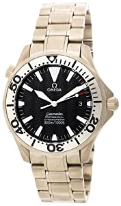 Omega Men's 2231.50.00 Seamaster 300M Chrono Diver Titanium Watch