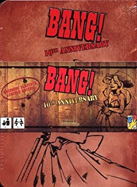 Da Vinci Bang 10th Anniversary Edition Card Game