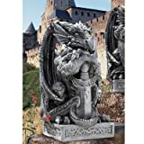 Design Toscano CL2897 Arthurian Dragon Sword Statue