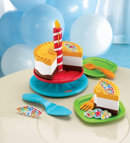 Fisher-Price Servin' Surprises Birthday Set - 1