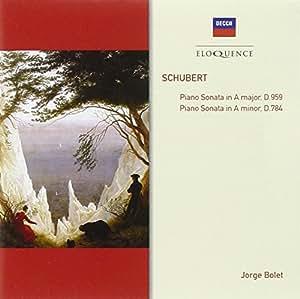 Schubert:Piano Sonatas d 959 &