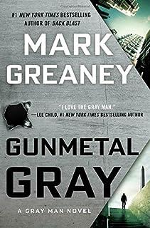 Book Cover: Gunmetal Gray