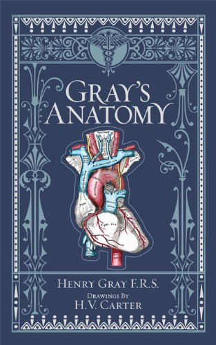 Gray's Anatomy (Barnes & Noble Leatherbound Classics)