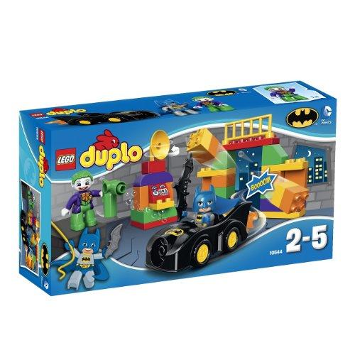レゴ デュプロ バットマンとジョーカー 10544