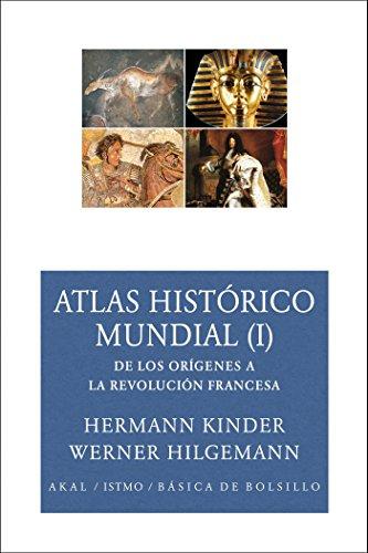 Atlas histórico mundial I: 1 (Básica de Bolsillo)