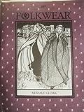 Folkwear #207 Kinsale Cloak Cape Irish Men Women Sewing Costume Pattern