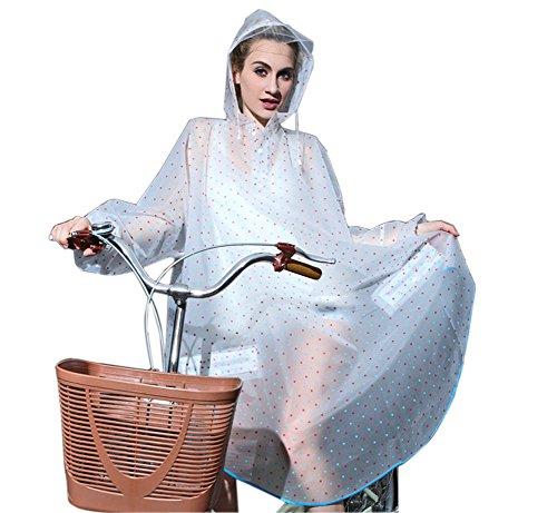 regenmantel regenjacken damen regen poncho mit kapuze. Black Bedroom Furniture Sets. Home Design Ideas